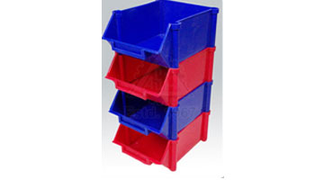 Plastic Stackable Bins In Ongole