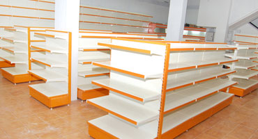 Wall Mount Departmental Racks In East Godavari