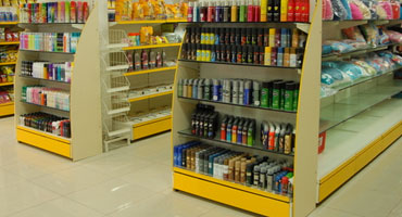 Cosmetic Racks In Guntur