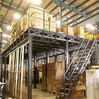 Heavy Duty Mezzanine Floors In Chittoor