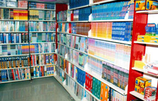 Library Rack In Eluru