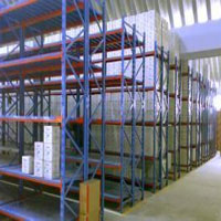 Long Span Shelving In Chittoor