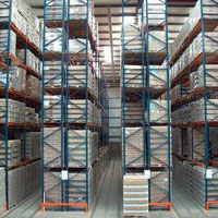 Narrow Aisle VNA Storage Rack In Eluru
