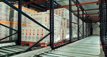 Palletise Storage System In Anantapur