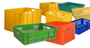 Plastic Crates In Chittoor