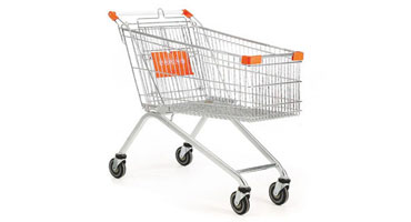 Shopping Basket Trolleys In Chittoor
