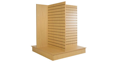 Slat Wall Display Racks In Guntur