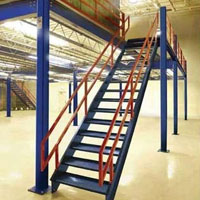 Slotted Angle Mezzanine Floors In Guntur