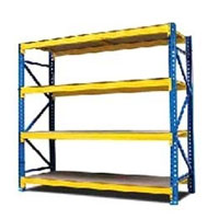 Slotted Angle Racks In Anantapur
