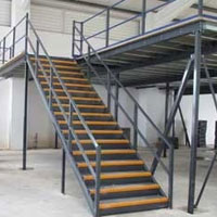 Staircase Mezzanine Floor In Machilipatnam