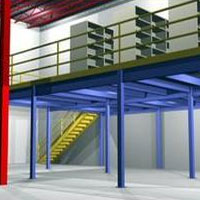 Storage Mezzanine Floor In Eluru