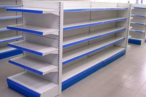 SuperMarket Racks In Eluru