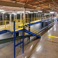 Warehouse Mezzanine In Guntur