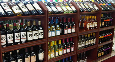 Wine and Liquor Racks In Eluru